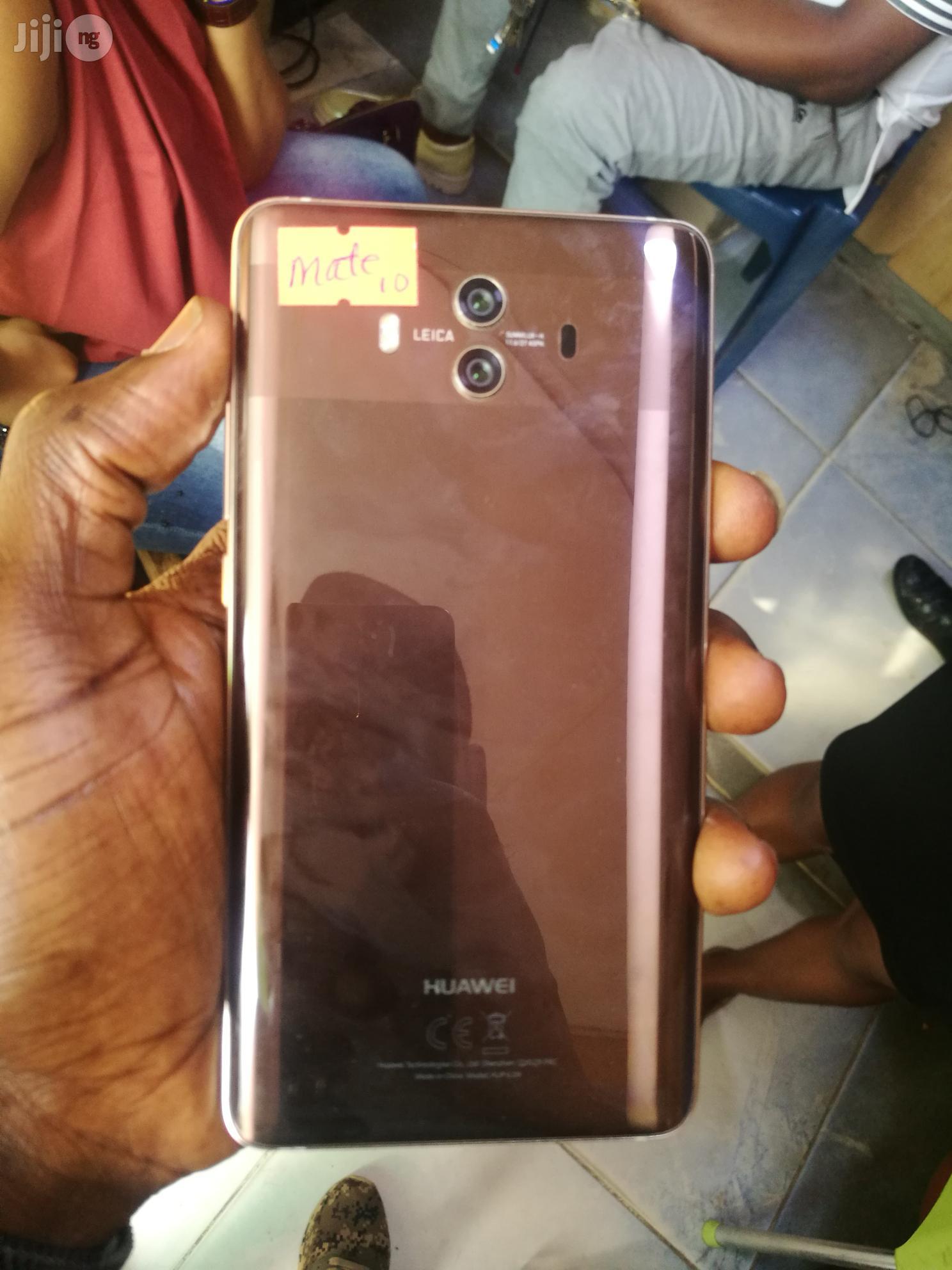 Huawei Mate 10 64 GB | Mobile Phones for sale in Ikeja, Lagos State, Nigeria