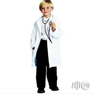 Doctor Costume With Stethoscope | Children's Clothing for sale in Lagos State, Ikeja