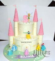 Princess Castle Cake | Meals & Drinks for sale in Abuja (FCT) State, Gwarinpa