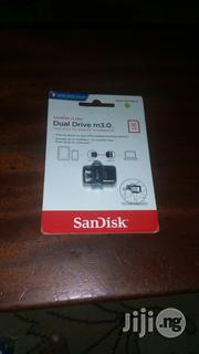 Sandisk 16GB Dual Driver M3.0 Flash Drive For Android Smartphones   Computer Accessories  for sale in Lagos State, Ikeja