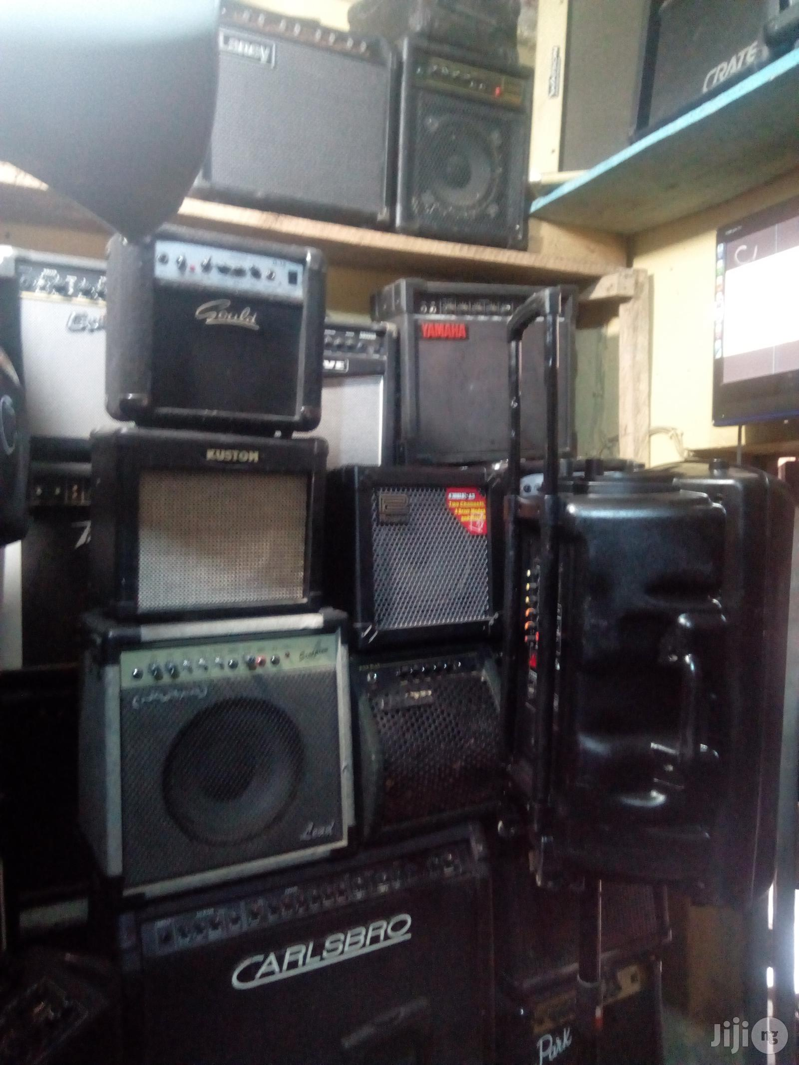 Acoustic Combo For Lead/Bass Guitars | Musical Instruments & Gear for sale in Ojo, Lagos State, Nigeria