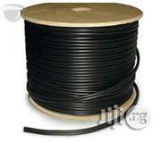 Cctv Coaxial Cable Rg59 Cable 300m %Copper (Data Only) | Accessories & Supplies for Electronics for sale in Lagos State, Ikeja