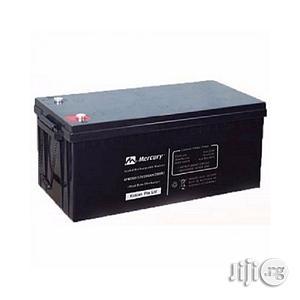 Mercury-200ah /100ah Deep Cycle Inverter Battery | Electrical Equipment for sale in Lagos State, Gbagada