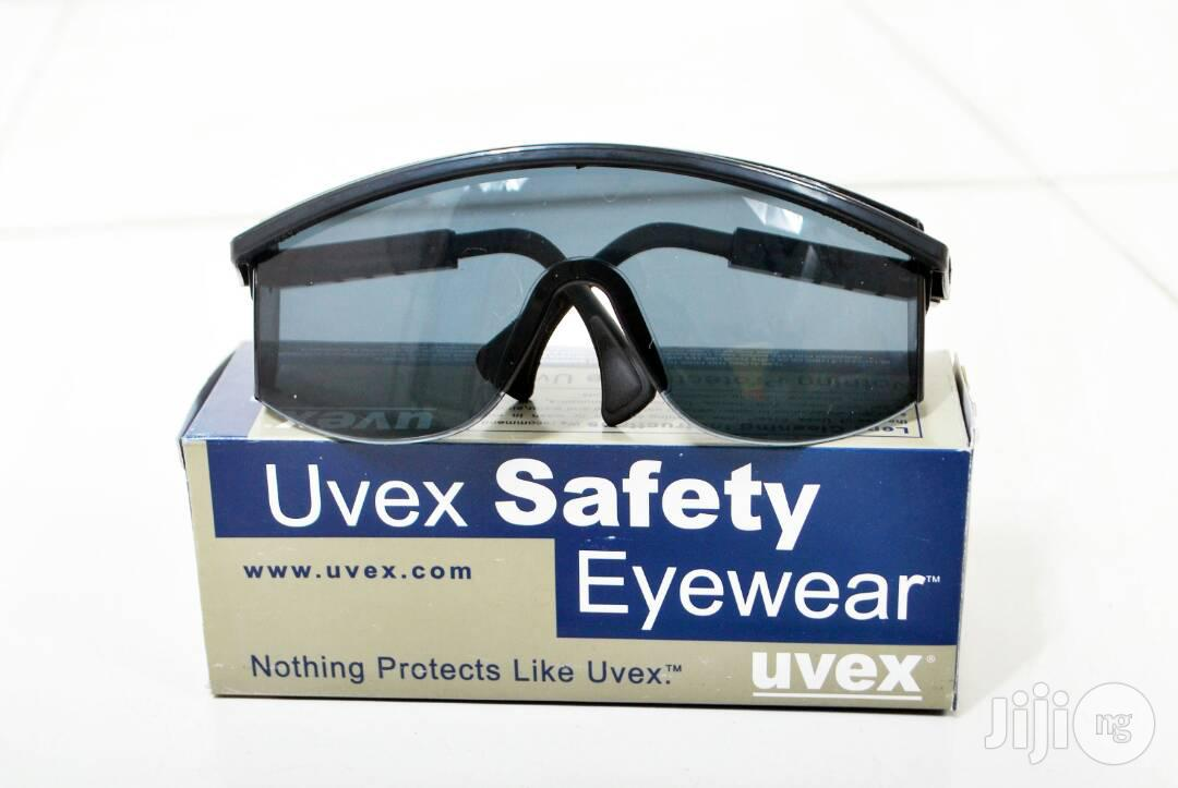 New Uvex Safety Goggle