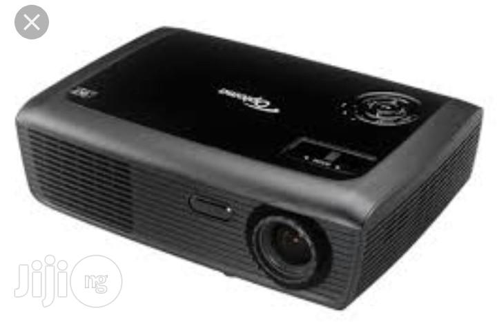 Optoma S321 3200-lumen SVGA DLP Projector | TV & DVD Equipment for sale in Ikeja, Lagos State, Nigeria