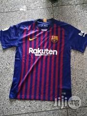 New Season Original Barcelona Jersey | Children's Clothing for sale in Lagos State, Ikeja