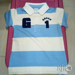 Boys Quality Polo   Children's Clothing for sale in Lagos State, Yaba