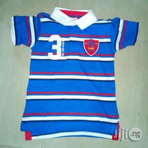 Stock Boys Polo Is Available in Different Colours | Children's Clothing for sale in Lagos State, Yaba