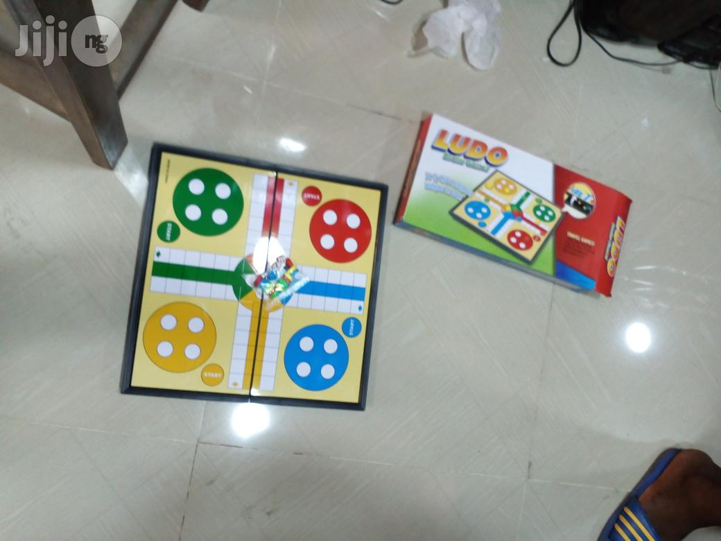 Original Good Quality Ludo Game