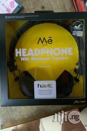 Me Bluetooth Headphone HV-H2556BT | Headphones for sale in Lagos State, Ikeja