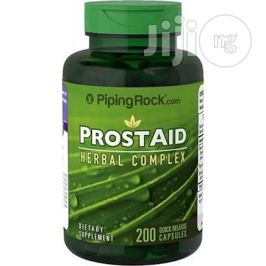 Archive: Prostaid Herbal Complex With Saw Palmetto, Pygeum and Stinging Nettle