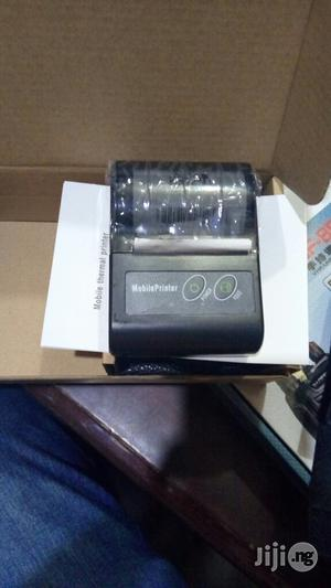 POS Thermal Bluetooth Printer For Printing Receipt 58MM | Store Equipment for sale in Lagos State, Ikeja