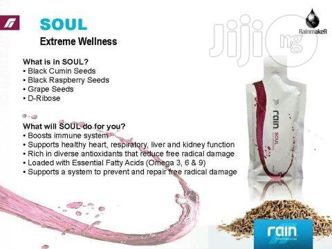 Rain Soul Black Seed Supplement