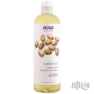 Pure Hexane-free Castor Oil For Fibroids, Hair, Skin And More   Hair Beauty for sale in Lagos State, Lekki