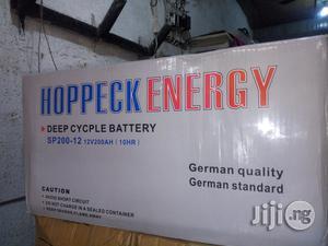 Hoppeck Energy 200ah 12V Deep Cycle Battery