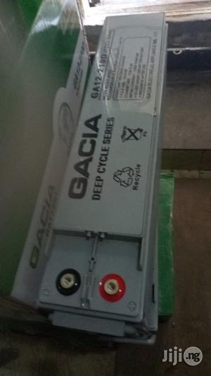 Gacia 210ah 12V Deep Cycle Battery