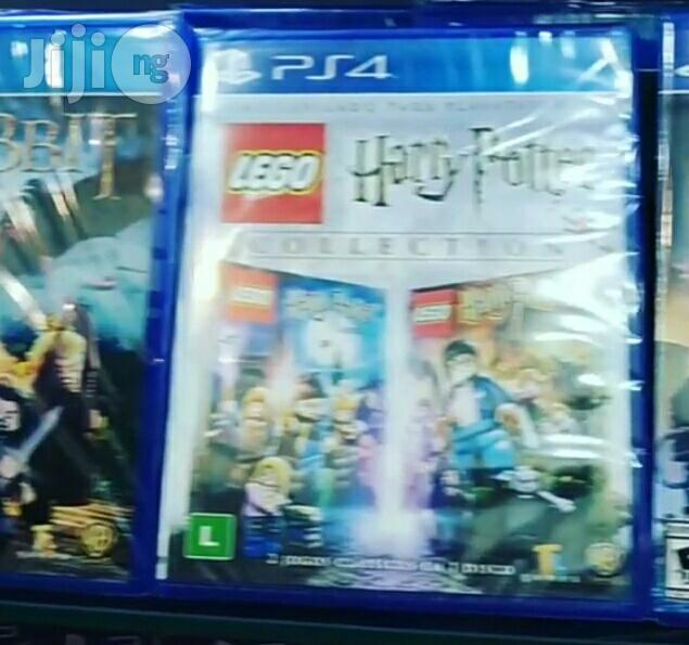 PS4 Lego Hary Potter Collection