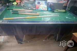 Clean Local Made Snooker Board | Sports Equipment for sale in Lagos State, Ikeja