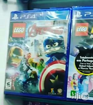Sony PS4 Lego Marvel's Avengers | Video Game Consoles for sale in Lagos State