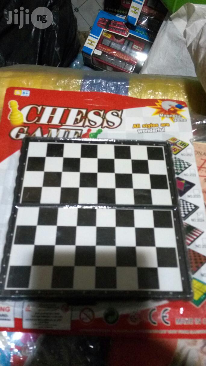 Mini Chess Board