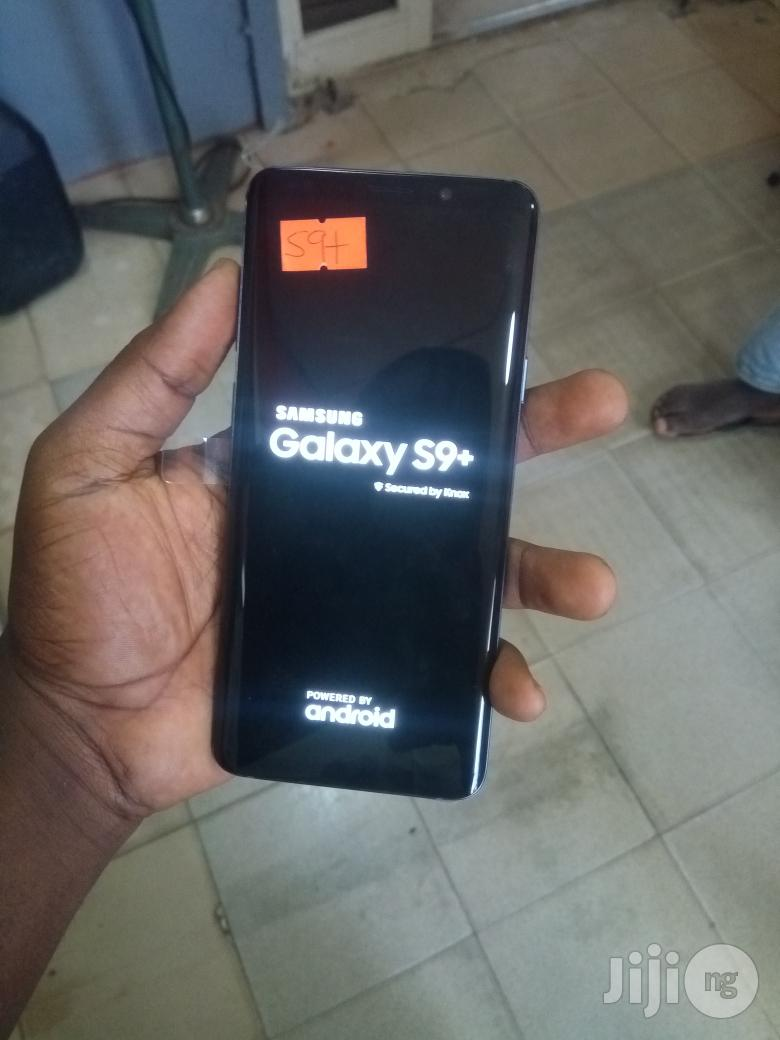 Samsung Galaxy S9 Plus 64 GB Black