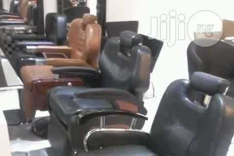 Barbing Chairs