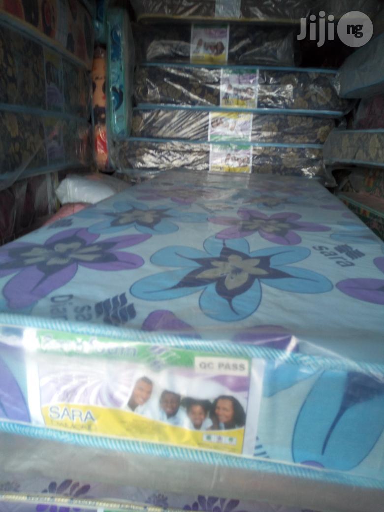 Sarafoam Mattresses And Pillows   Furniture for sale in Mushin, Lagos State, Nigeria