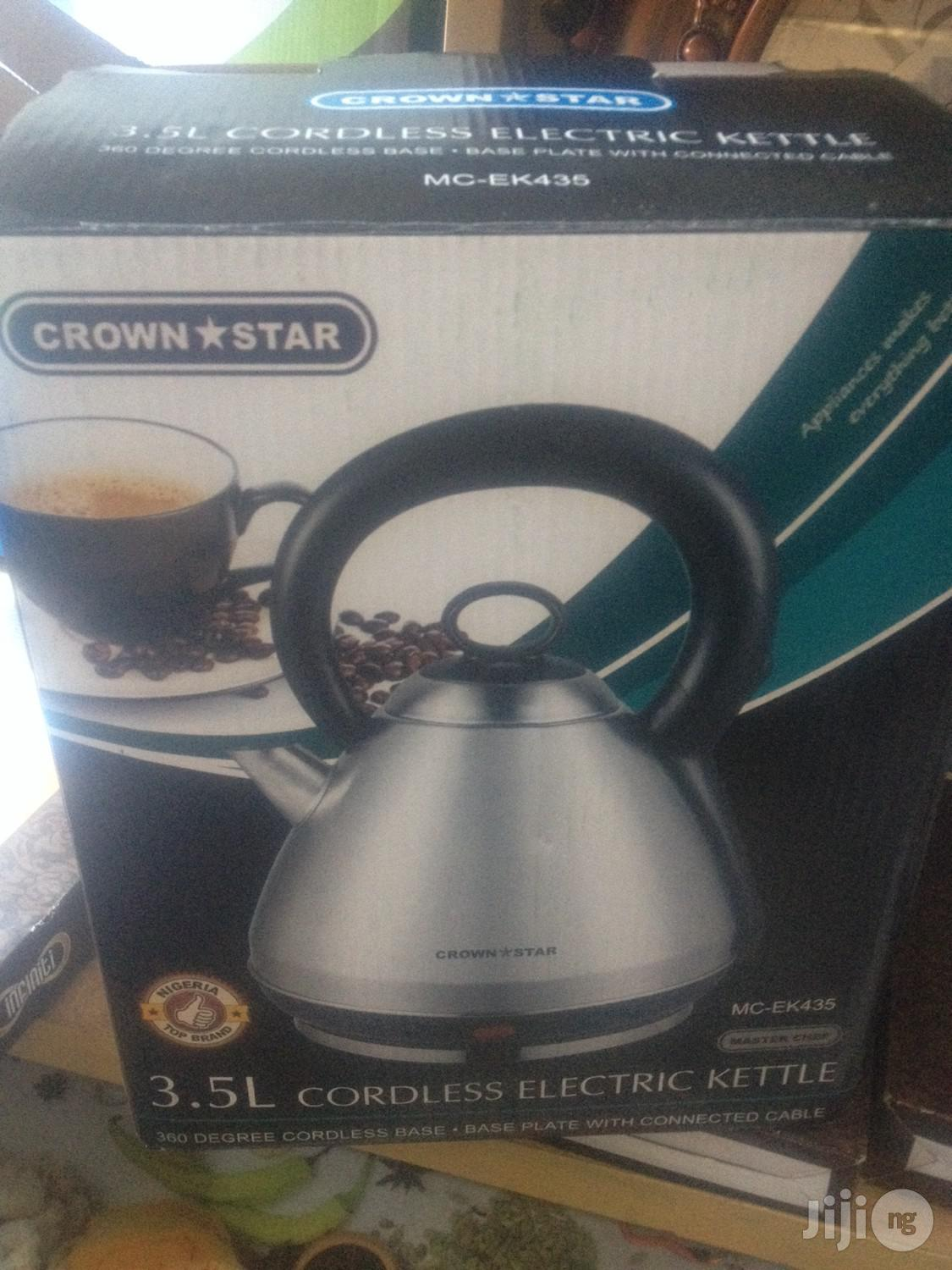 Electric Kettle | Kitchen Appliances for sale in Wuse, Abuja (FCT) State, Nigeria