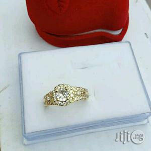 Super Gold Engagement Ring | Wedding Wear & Accessories for sale in Lagos State, Victoria Island