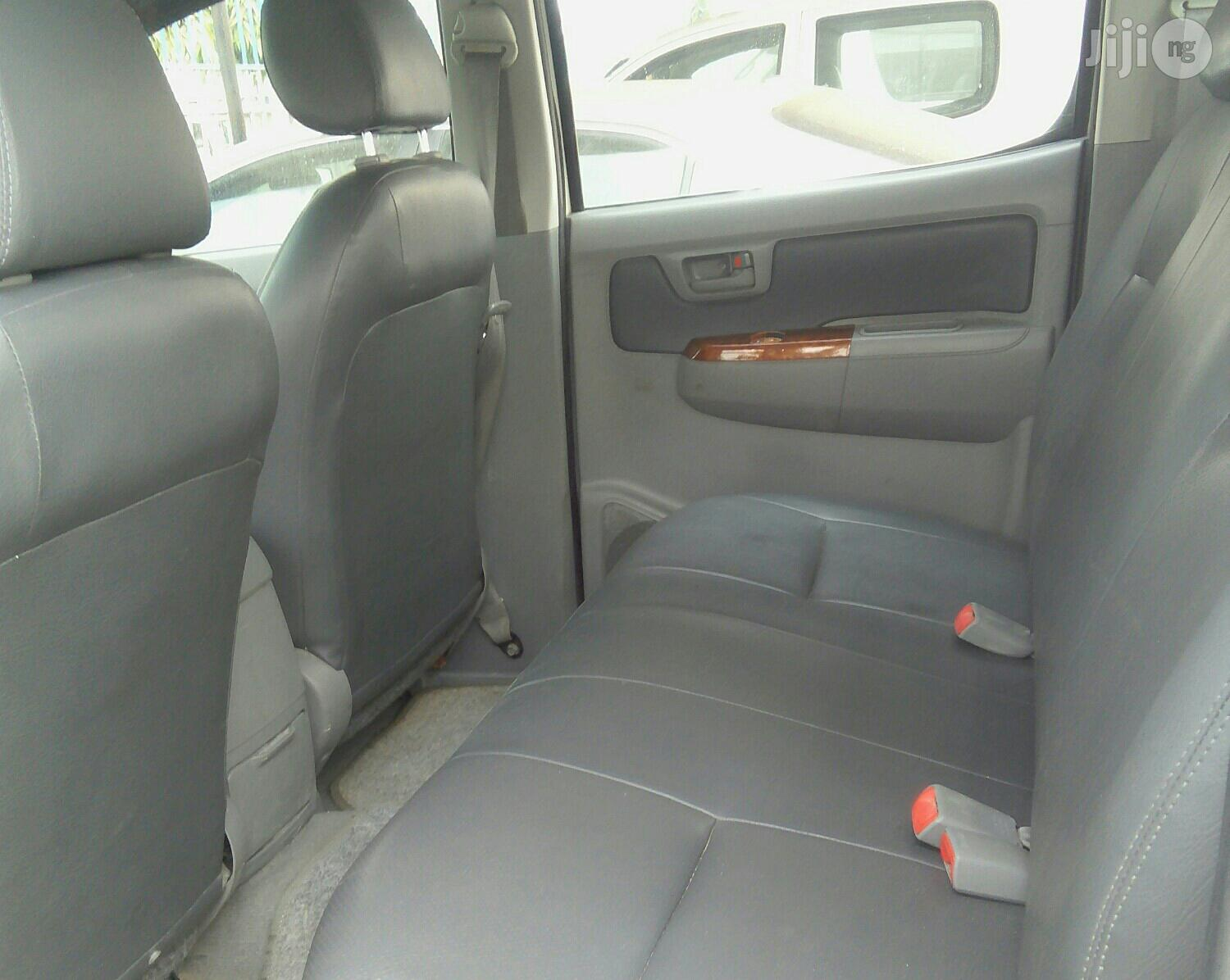 Toyota Hilux For Hire | Automotive Services for sale in Agege, Lagos State, Nigeria