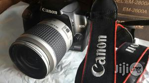 Canon EOS 1000D Uk Used Very Clean   Photo & Video Cameras for sale in Lagos State, Ikeja