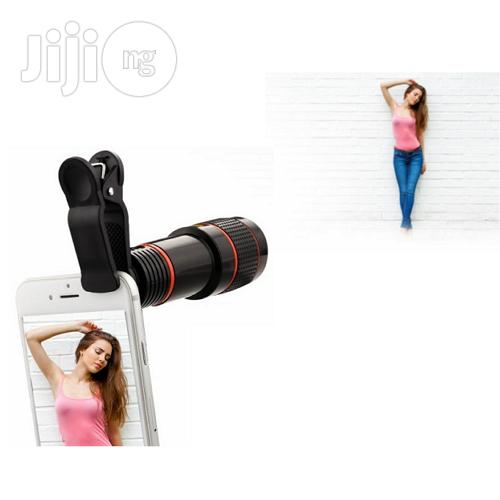 Mobile Phone Telescope Zoom Camera Lens