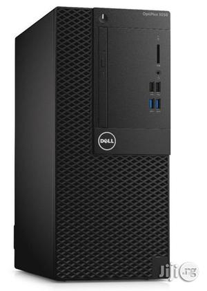 New Desktop Computer Dell OptiPlex 3050 4GB Intel Core I5 HDD 1T | Laptops & Computers for sale in Lagos State, Ikeja
