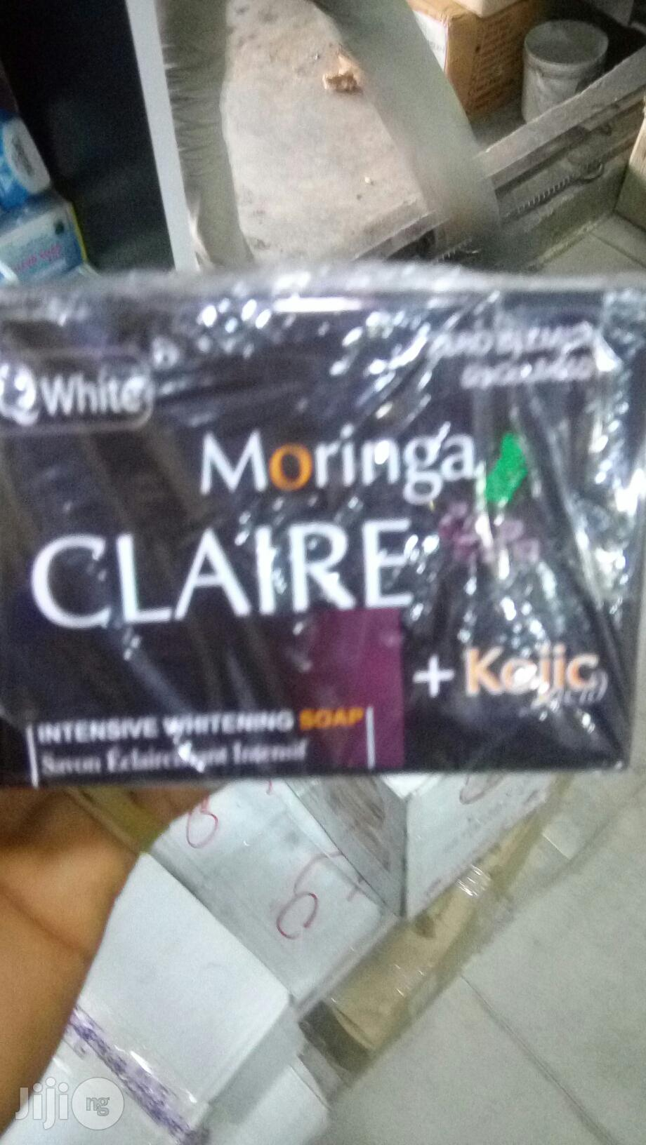 Moringa Claire Soap