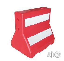 New Style Plastic Road Water Filled Barrier   Safetywear & Equipment for sale in Lagos State
