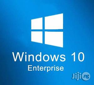 Windows 10 Enterprise Download And Key | Software for sale in Lagos State, Ojodu