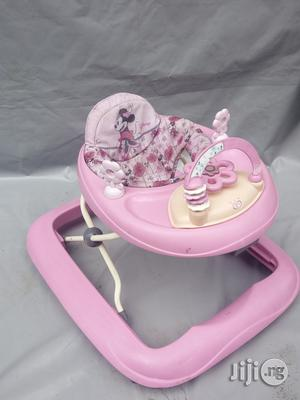Tokunbo UK Used Disney Minnie Mouse Baby Walker | Children's Gear & Safety for sale in Lagos State