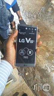 LG V10 Black 64 Gb | Mobile Phones for sale in Lagos State, Ikeja