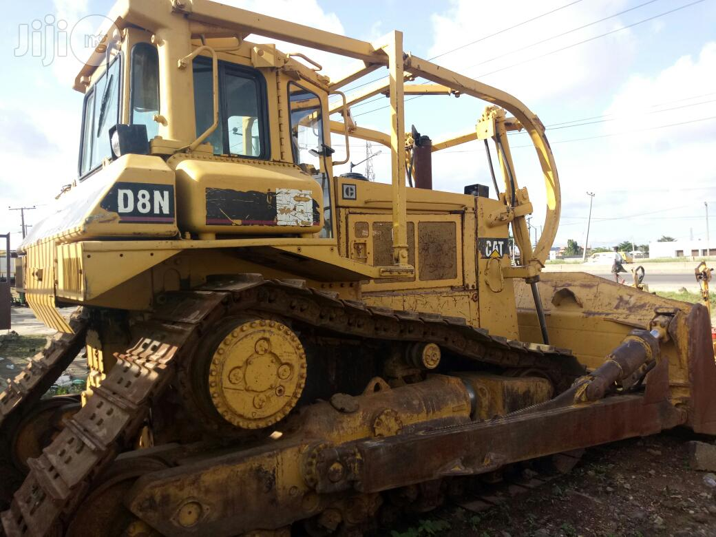 American Used Cat D 8 N For Sale | Heavy Equipment for sale in Amuwo-Odofin, Lagos State, Nigeria