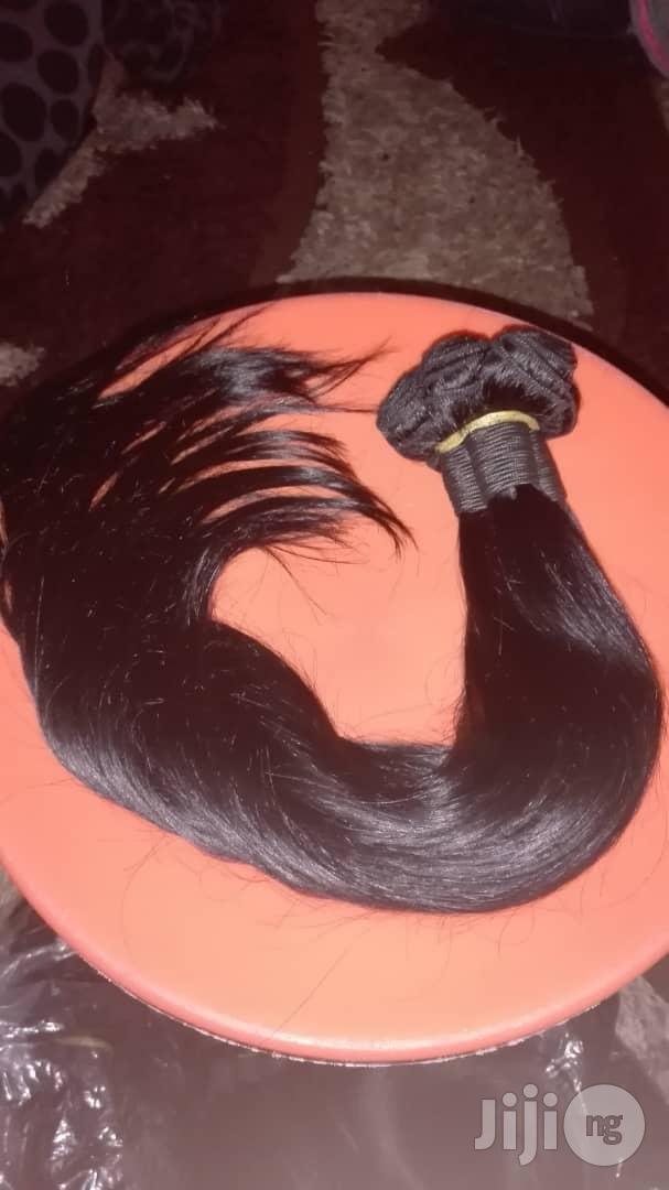 Archive: 100% Peruvian Straight Human Hair 16 Inches