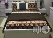 Good Bedsheet, + Duvet and 4pillows 4/6 | Home Accessories for sale in Lagos State, Lekki Phase 2