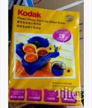 20 Kodak Gloss Instant Photo Paper (4 X 6 ) For All Inkjet Printers | Stationery for sale in Lagos State, Ikeja