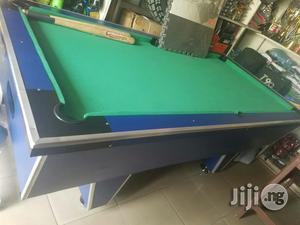 Locally Made Snooker Board With Ball and Sticks | Sports Equipment for sale in Lagos State, Lekki