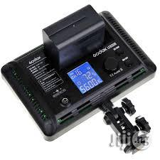 Godox Video Light LED 308C With Battery And Charger | Accessories & Supplies for Electronics for sale in Lagos State, Lagos Island (Eko)