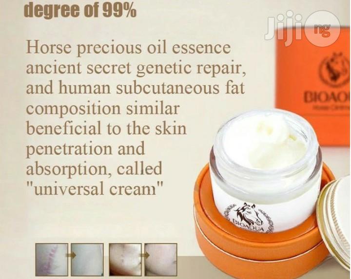 Original Horse Oil Multipurpose For Stretchmarks Burns
