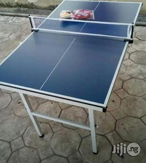 Children Table Tennis Board Imported | Sports Equipment for sale in Lagos State, Ikeja