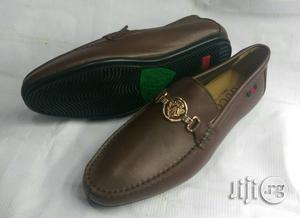 Men Brown Leather Loafers | Shoes for sale in Lagos State, Lagos Island (Eko)