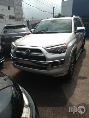 Toyota 4runner 2018 Silver | Cars for sale in Lagos State, Ikeja
