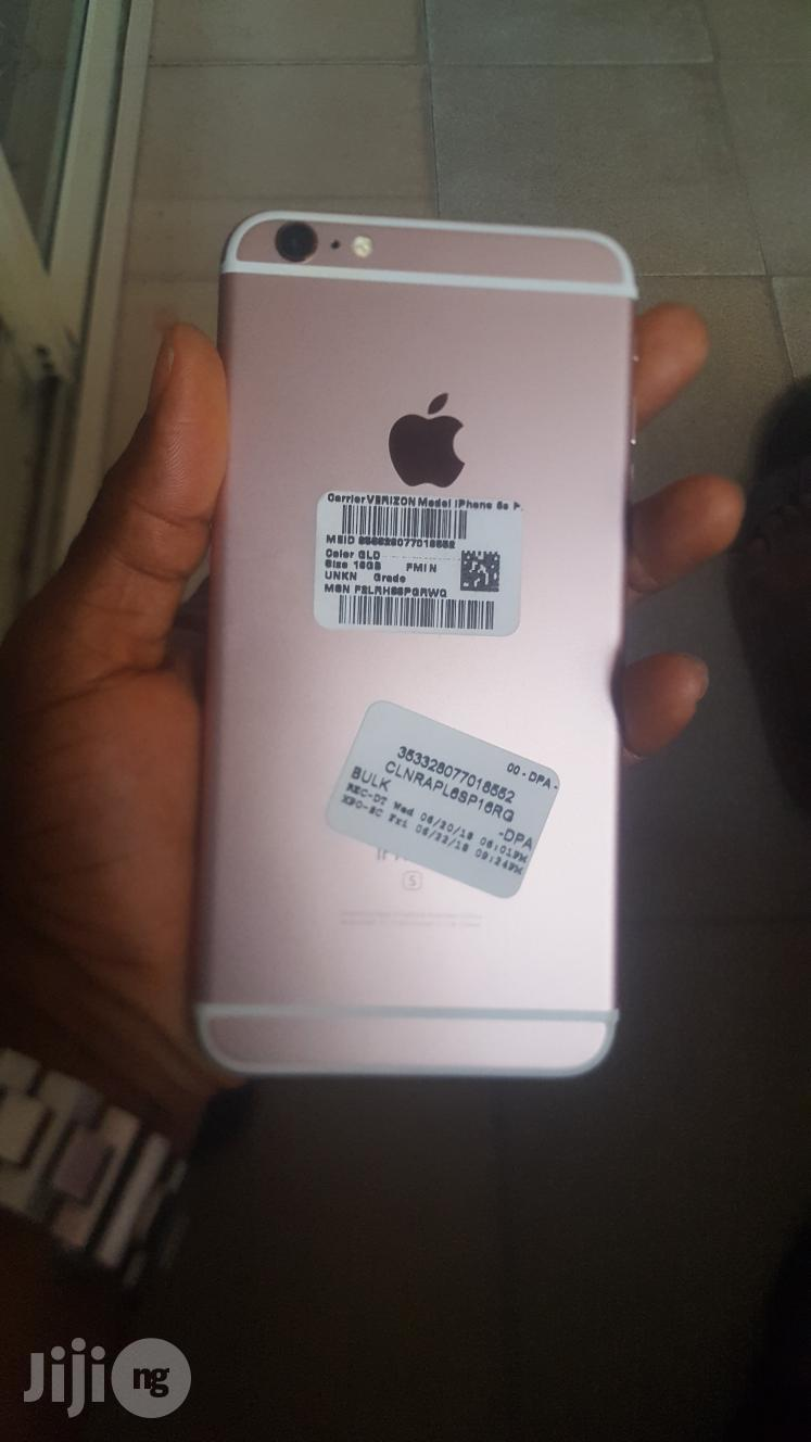 Apple iPhone 6s Plus 16 GB Gold | Mobile Phones for sale in Ikeja, Lagos State, Nigeria