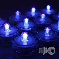 USA AGPTEK 1 Piece LED Submersible Waterproof Party Candle Blue Purple | Home Accessories for sale in Lagos State, Surulere